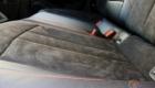 cusatura tapiterie piele Audi A4 B9